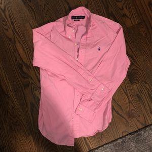 Men's Ralph Lauren Slim Fit Polo